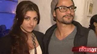 Soha Ali Khan clears rumours of moving in with Kunal Khemu