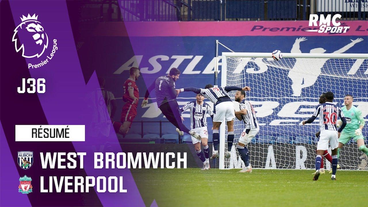 Download Résume : West Bromwich 1-2 Liverpool - Premier League (J36)