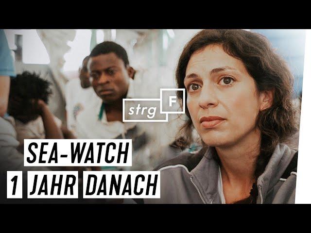 Sea-Watch 3: Was wurde aus den Geretteten? | STRG_F