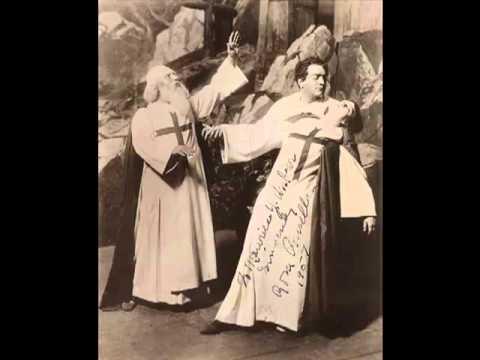 Enrico Caruso - Verdi: La Forza Del Destino (enhanced)