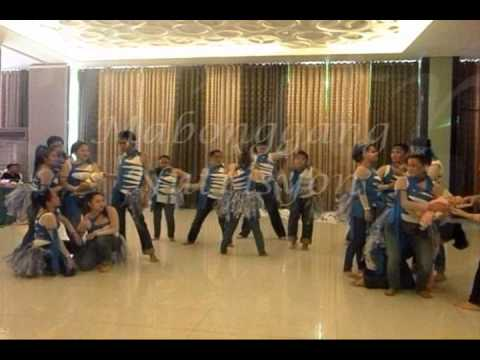 Sapul sa Pulmonya - Manila Health Department Dance Group