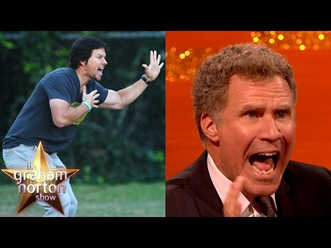 Thumbnail: Mark Wahlberg and Will Ferrell Are Bad Soccer Dads - The Graham Norton Show