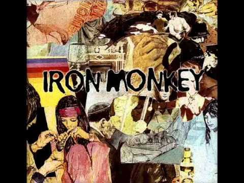 Iron Monkey ~ Black Aspirin