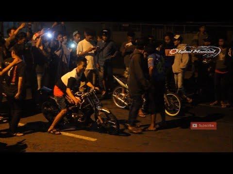 #SuryaAp VS #EryDR -- FU VS Ninja Balap Liar Live majenang