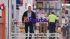 K-ryhmän rakentamisen ja talotekniikan kauppa; K Group Building and technical trade
