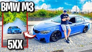 BMW F80 M3 de 500cv com Suspensão A Ar!!!