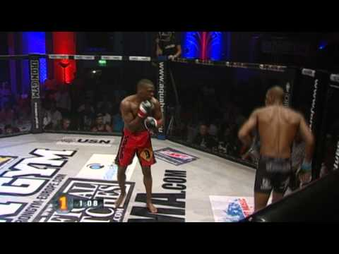 UCMMA: Ultimate Challenge  Michael page vs Jefferson George  UCMMA29