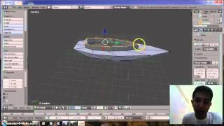Membuat Kapal Sederhana dari Aplikasi Blender Simdig Ridho X TPTU