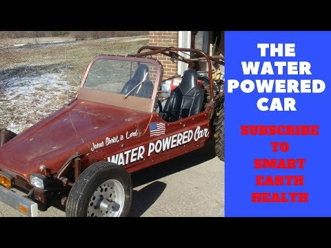 Water Fuel Cell / Water Powered Car - Stan Meyer (inventor murdered by illuminati))