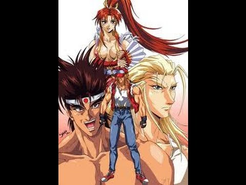 Fatal Fury The Motion Picture full movie, viewer discretion is advised director masami obari