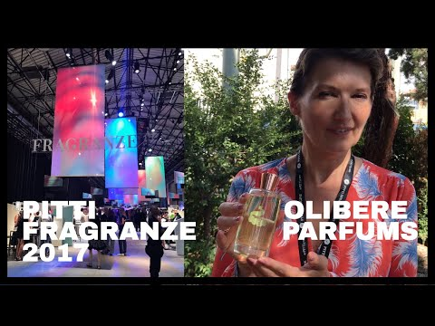 Olibere Parfums @ Pitti Fragranze 2017 | Savannah's Heart Preview