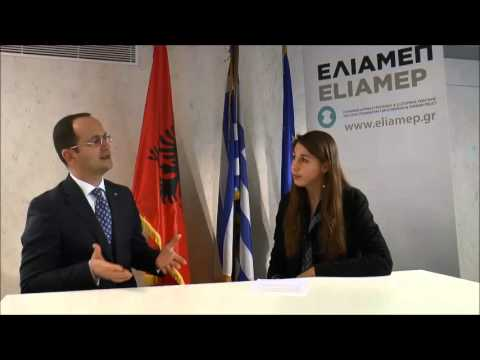 Interview with Ditmir Bushati