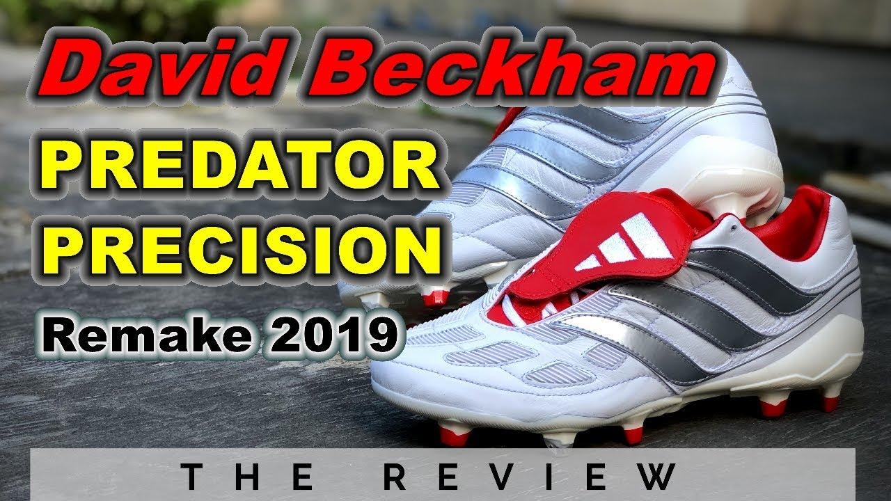 David Beckham Adidas Predator Precision Remake 2019 Ek18vlog 162