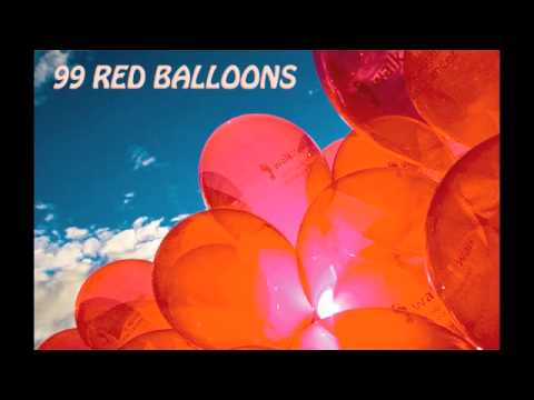99 Red Balloons Instrumental Cover Youtube