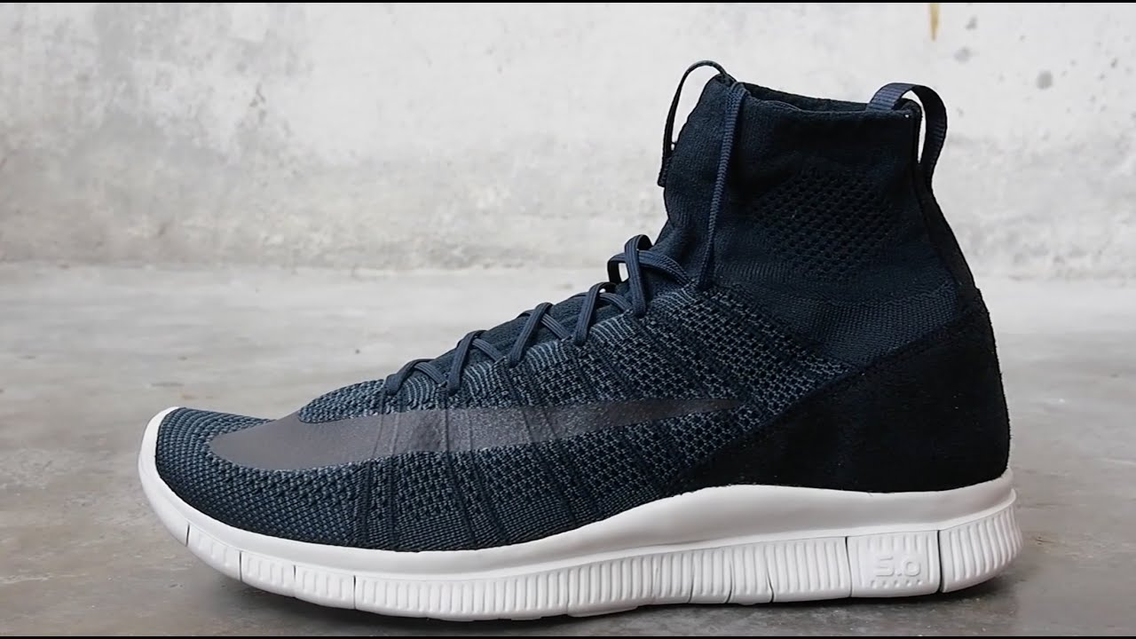Futuremade Unboxing-小屁孩「Nike Free Mercurial Superfly