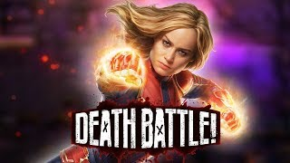 Captain Marvel Whiz Bangs into DEATH BATTLE!