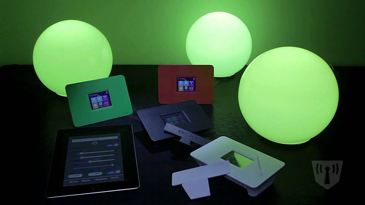 almond philips hue rgb demo youtube. Black Bedroom Furniture Sets. Home Design Ideas