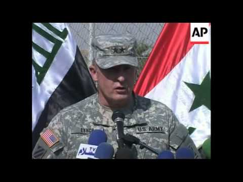 US hands over province's security responsibilities to Iraq