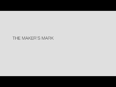 The Maker's Mark - Alexander Nicholson Leather Bag maker