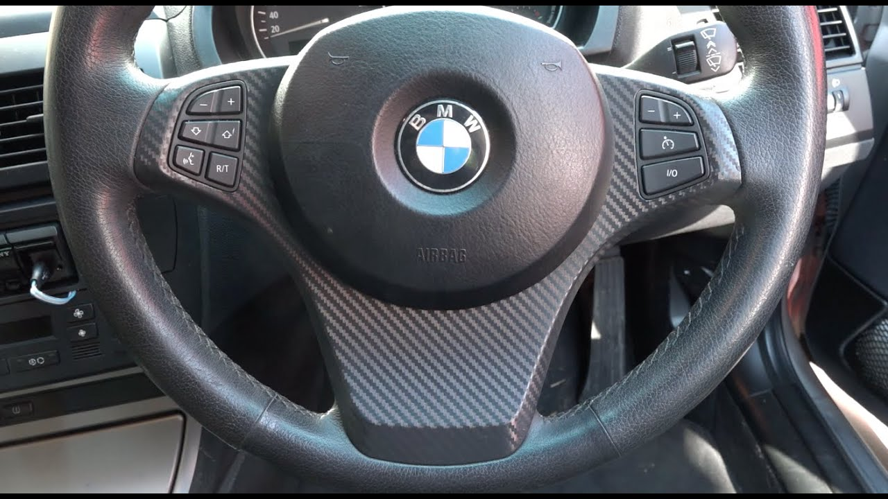 Diy Removal Of Bmw Steering Wheel In Under 2 Minutes Youtube