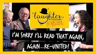 I'm Sorry I'll Read That Again, Again…Re-United! With The Goodies | LIVE @ Slapstick Festival
