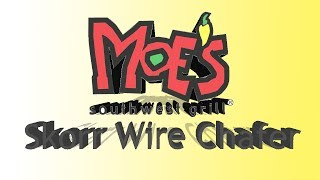 Cinco De Mayo w Moe's and Skorr Wire Chafing Stands
