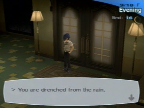 Let's Play Persona 3 FES part 79: Typhoon Time