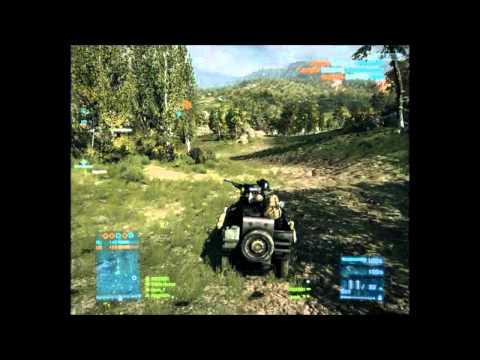 The Beauty of BATTLEFIELD 3 on Frostbite 2 (Caspian Border) Nvidia GeForce GTS 450