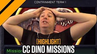 [Mini-Highlight] C&C Remastered - The Secret Dinosaur Missions