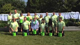 Pearle Vision CSC Accepts the #IceBucketChallenge
