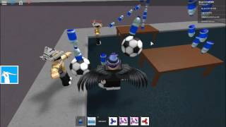 ROBLOX| Water Bottle Flips!|