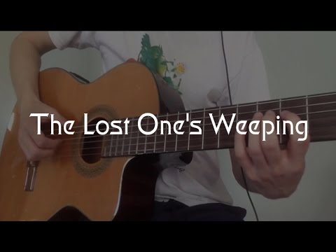 The Lost One's Weeping - Kagamine Rin (Fingerstyle Guitar Cover)