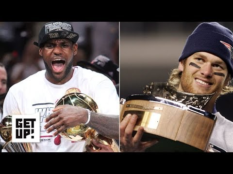 None - Most Impressive Sports Feat: Brady or James?