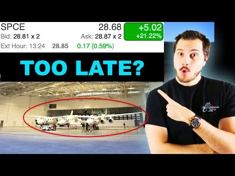 Is it too late to buy Virgin Galactic Stock Now? $27 for SPCE