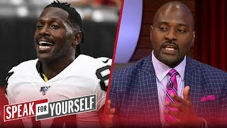 Marcellus Wiley on high expectations for Browns and Antonio Brown drama | NFL | SPEAK FOR YOURSELF