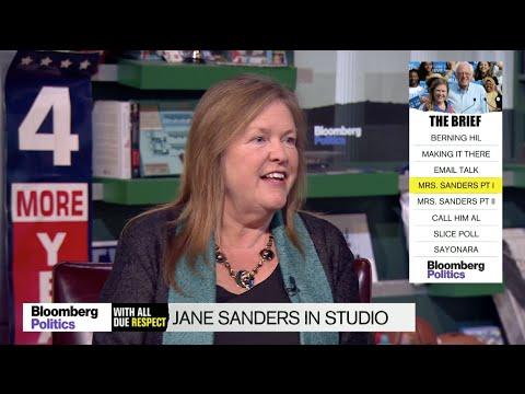 The Full Jane Sanders Interview