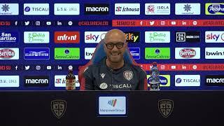 Cagliari-Torino, la conferenza stampa pre-gara