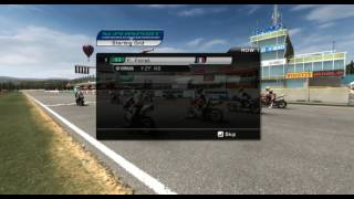 SBK X (full simulation mode - real skill )PC game