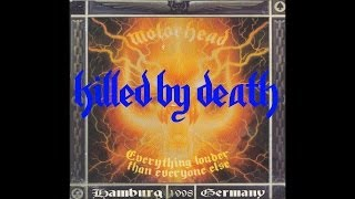 Motörhead - Killed By Death (Live in Hamburg 1998)