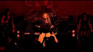 EXIT EDEN - Total Eclipse Of The Heart (Bonnie Tyler Cover) LIVE @ HH Metal Dayz   Napalm Records