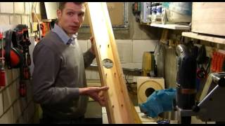 Building A Steam Box For Bending Wood (to Use On A Kitchen Stove)