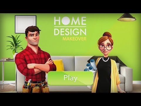 Home Design Makeover Storm8 Studios Walkthrough Youtube