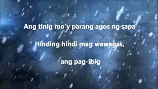 Repeat youtube video Diwata - Jireh Lim w/ Lyrics