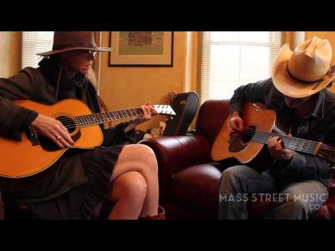 Gillian Welch and Dave Rawlings visit Mass Street Music