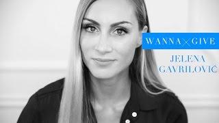 WannaGive: Jelena Gavrilović o davanju i humanosti