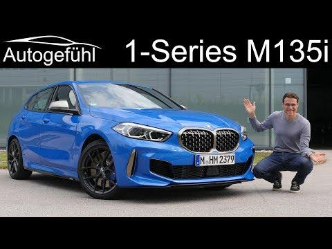 BMW 1-Series M135i FULL REVIEW 2020 new platform, same sportiness? - Autogefühl
