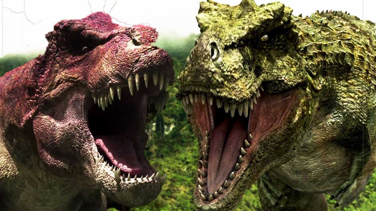 Speckles The Tarbosaurus (Dinosaur V/s Dinosaur)  Hindi Dubbed Dual Audio Movie