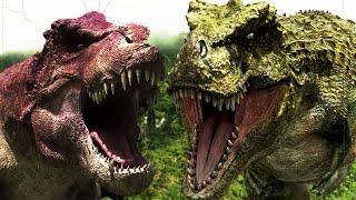 Speckles The Tarbosaurus (Dinosaur V/s Dinosaur)- English Full Movies Dubbed In Hindi - Action Film