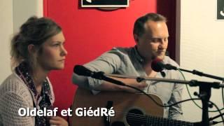 Oldelaf et GiedRe - France Inter