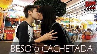 Beso o Cachetada ¿¡PORQUE SOY FEO!?